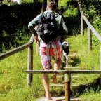 Wandern in Sulzbach an der Murr beim Schäbischen Waldmeister Marathon